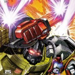 Transformers: Maximum Dynobots – #4