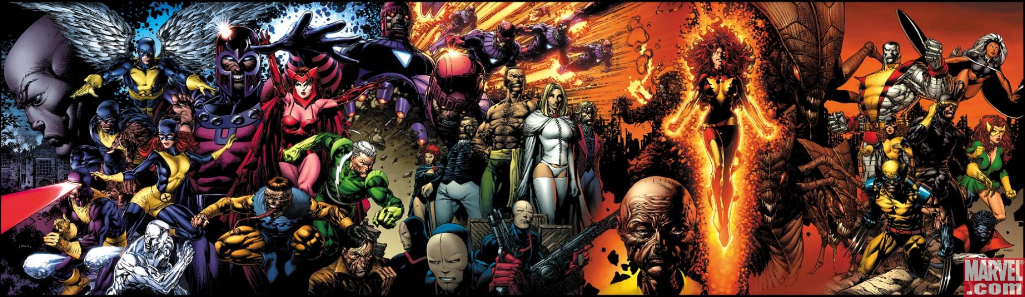 X Men Characters Comic X-Men Fan Cast