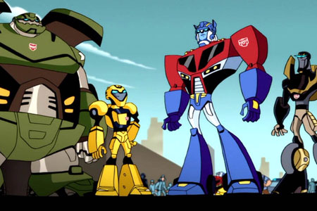 animated-autobots