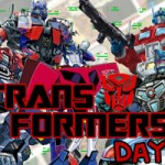 Rolling Out for 25 Years - Transformers Animated