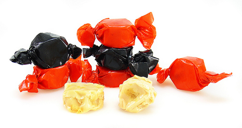 PoP! Top Six-Pack – Worst Halloween Candies : Panels on Pages