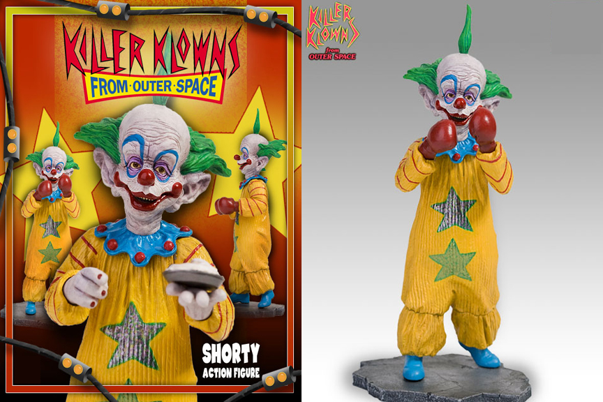 Figure 8 Creepy Clown Toys Panels On Pages