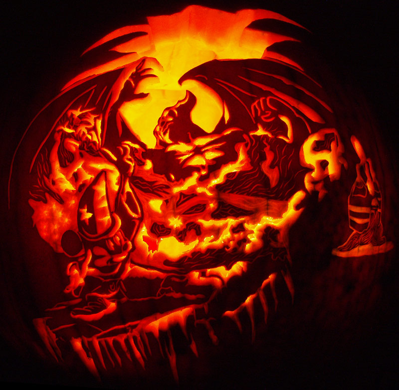 Update Pop That Pumpkin Carving Contest Winner
