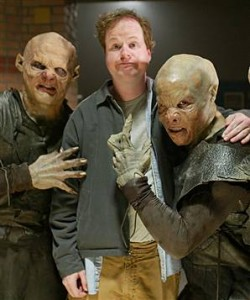 Joss Whedon: Doing it with undead creatures since 1992