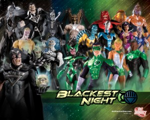 ... to Blackest Night