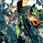 Last Stand of the Wreckers #1