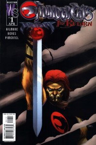 Thundercats  Return on Hidden Gems     Thundercats  The Return   Panels On Pages
