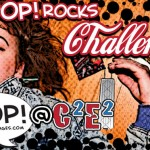 The PoP! Rocks Challenge:  C2E2 Edition!