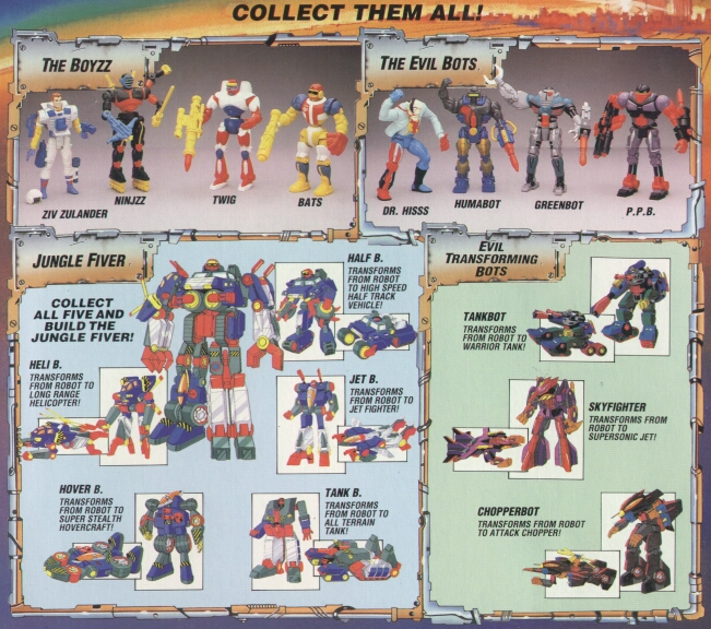 Holy Crap Remember The Bots Master Panels On Pages