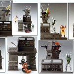 Figure 8 – Badass Playsets Vol. 4: Muppets and More