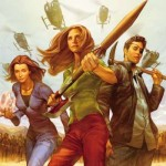 TL;DR: Buffy Season 8, volumes 1 – 7