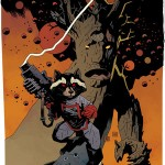 Property Ladder - Rocket Raccoon & Groot