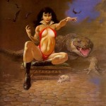 Property Ladder - Vampirella