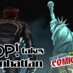 PoP! Takes Manhattan:  New York Comic Con, Day 3!