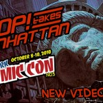 PoP! Takes Manhattan: New York Comic Con — NEW VIDEO!