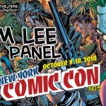 Jim Lee Panel!  New York Comic-Con!