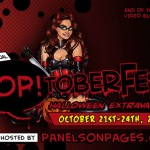 The 2nd Annual PoP!toberfest Halloween Extravaganza!