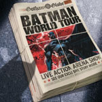 BATMAN LIVE: World Arena Tour Trailer