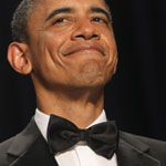 White House Correspondents' Dinner:  Obama is a 'Real American'