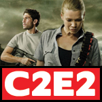 C2E2 2011 Video Coverage: Jon Bernthal & Laurie Holden Interview