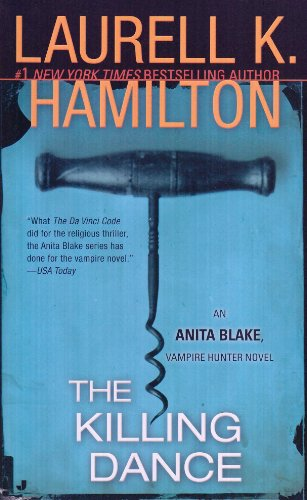 Post Thumbnail of Review: The Killing Dance by Laurell K. Hamilton