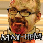 Video:  Spooky Empire's MAY-HEM Dealer Room!
