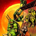 Teenage Mutant Ninja Turtles Ongoing #1