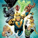 Review: Justice League International #1 / Swamp Thing #1 / Animal Man #1
