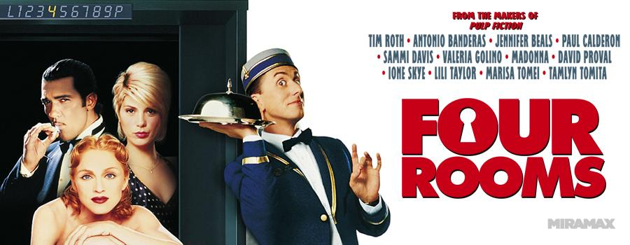Fiction Field Production II: \'Four Rooms\': Loathed by Critics ...