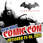 NYCC '11 Video: Batman: Arkham City Panel!