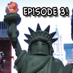 Video: New York Comic Con #OrBust Episode 3