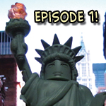 Video: New York Comic Con #OrBust Episode 1