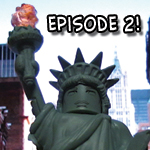 Video: New York Comic Con #OrBust Episode 2