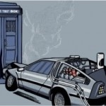 Riddle Me This! TARDIS or DeLorean?