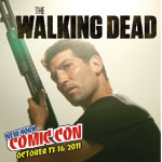 NYCC '11 Video: The Walking Dead, Season 2 Panel