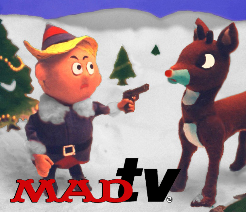 hooray rudolph the red nosed reindeer is on tomorrow