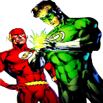 Make it So: Green Lantern & Flash - Together Again For the First Time!