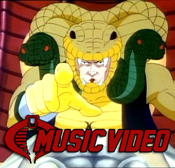 Cold SLITHER Records: Serpentor – 'Woo-hah! (Got You All in Check)'