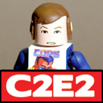C2E2 '12 Video: Diamond Select Toys' Zach Oat Interview!