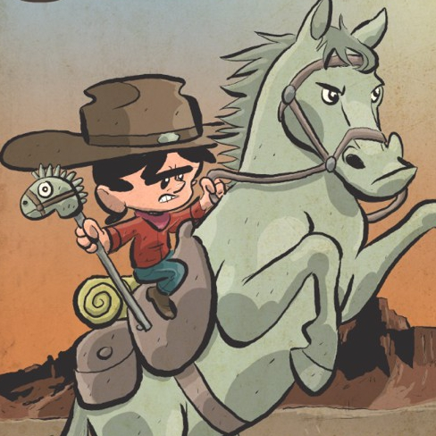 Hidden Gems – Cow Boy: A Boy And His Horse