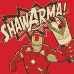 It's All Geek To Me: Shawarma