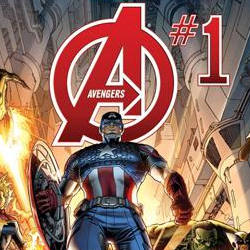 Marvel NOW! – AVENGERS #1 First Look!