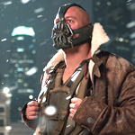 Video: Bane in 'Santa Claus is Comin' to Town!'