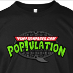 "Pre-Order Your ""Mean and Green"" PoP!ulation T-Shirt! 7 Days Only!"