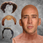 Make It So: Nicolas Cage Hot Toys Multi-Character Figure