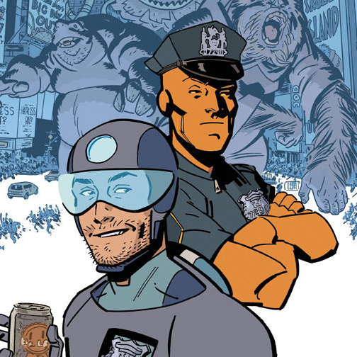 Review - Buddy Cops #1