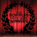 2013 PoP!ples Choice Award Winners!