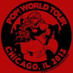 "Reserve Your ""PoP! World Tour '13″ T-Shirt! 4 Days Only!"