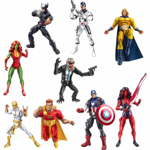 "BLAARGH – Marvel Legends' ""Either Or"" Waves"