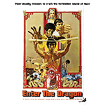 Outside the Longbox: 40th Anniversary of Enter the Dragon